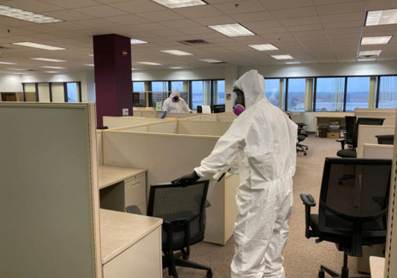 Retrofitting Office Space After Corona Virus